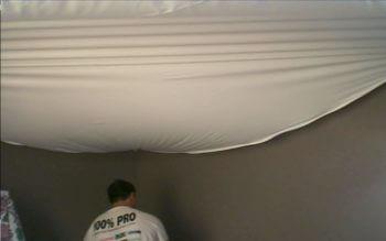 Vinyl Ceiling fabric membrane Stretch ceiling county of Calhoun