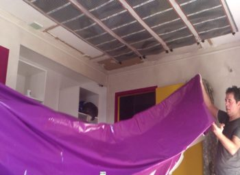 Vinyl Ceiling fabric membrane Stretch ceiling State of Massachusetts