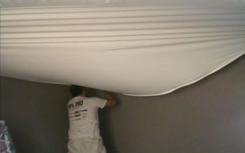 Vinyl Ceiling fabric membrane Stretch ceiling county of Brevard