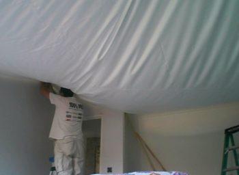 Vinyl Ceiling fabric membrane Stretch ceiling State of North Dakota