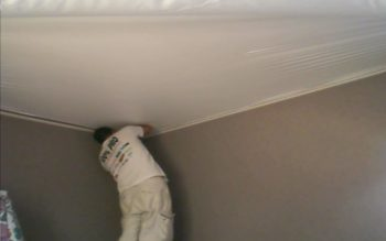 Vinyl Ceiling fabric membrane Stretch ceiling Baker county