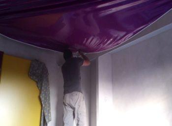 USA stretch ceiling vinyl suspended glossy https://ceiling-florida.com/Miami Garden