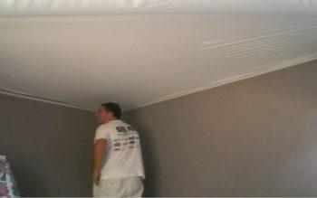 Vinyl Ceiling fabric membrane Stretch ceiling Fort Lauderdale