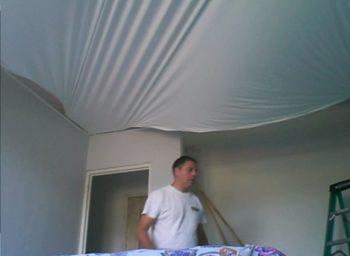 Vinyl Ceiling fabric membrane Stretch ceiling State of North Carolina