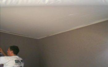 Vinyl Ceiling fabric membrane Stretch ceiling