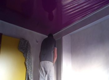 Vinyl Ceiling fabric membrane Stretch ceiling State of Louisiana