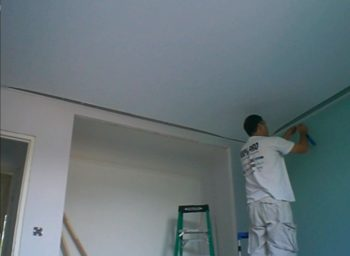 Vinyl Ceiling fabric membrane Stretch ceiling State of New Jersey