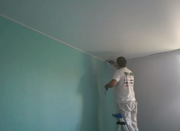 Vinyl Ceiling fabric membrane Stretch ceiling State of Montana