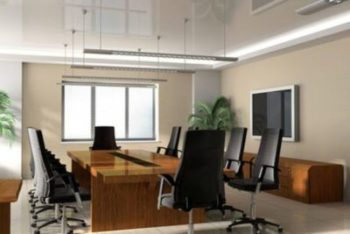 Vinyl Ceiling fabric membrane Stretch ceiling county of Polk